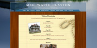 Meg Waite Clayton