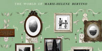 Marie-Helene Bertino website design