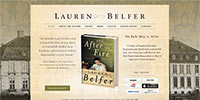 Lauren Belfer author website