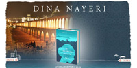 Dina Nayeri Website Design