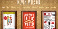 kevin wilson website design