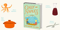 Katherine Wilson author of Only in Naples