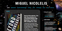 miguel nicolelis website design