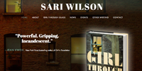 Sari Wilson author of Girl Through Glass