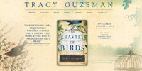 Tracy Guzeman Website design